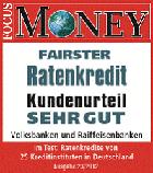 Fairster Ratenkredit