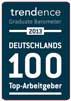 Top 100 Arbeitgeber Deutschlands