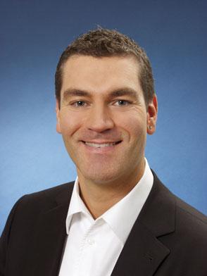 Bereichsleiter Michael Weber